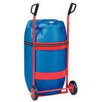 Carretilla para bidones - Modelo eco - Carga 250 kg