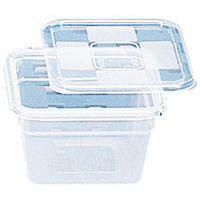Caja para uso alimentario en polietileno - Modelo GN 1/3