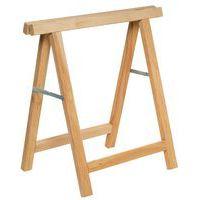 Caballete de madera - Plegable