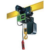 Polipasto eléctrico Stahl - Carga de 1.000 a 5.000kg - Con carro portapolipastos eléctrico