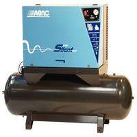 Compresor insonorizado con correa sobre depósito - 5,5 CV
