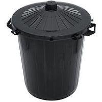 Cubo de basura Ekwo de 80 litros