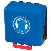 Caja de almacenamiento de EPI - Mediana para dispositivos antirruido