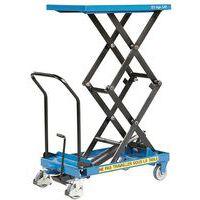 Mesa elevadora de doble tijera - Carga 125 kg