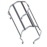Aros quitamiedos estándar para escalera con quitamiedos