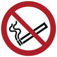 "Señal de prohibición - ""Prohibido fumar"" - Rígida"