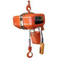 Polipasto eléctrico ÉLÉPHANT EFA/EFB fijo con gancho - Carga de 2.000 a 5.000 kg