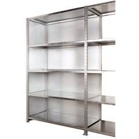 Panel lateral en chapa de acero - Altura 2.000 mm