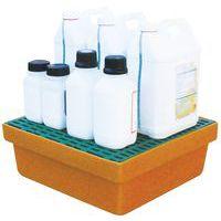 Cubeta colectora de laboratorio - Capacidad colectora 60 L