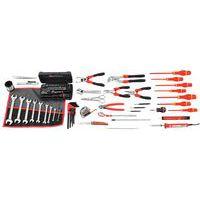 Kit para electromecánica - 64 piezas - Con caja
