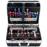 Kit para electromecánica de 153 herramientas - Con trolley