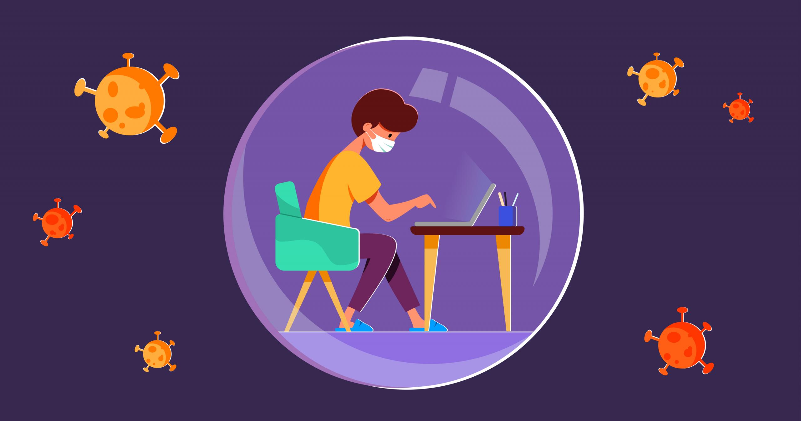 Teletrabajo: ¿Cómo Trabajar de Manera Saludable y Productiva?