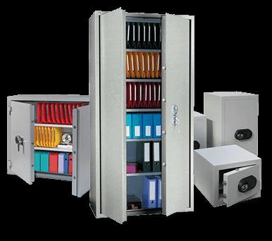 Armario y caja de oficina for Caja de cataluna oficinas