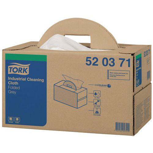Bayeta no tejida Tork industrial - De 140 a 390 unidades