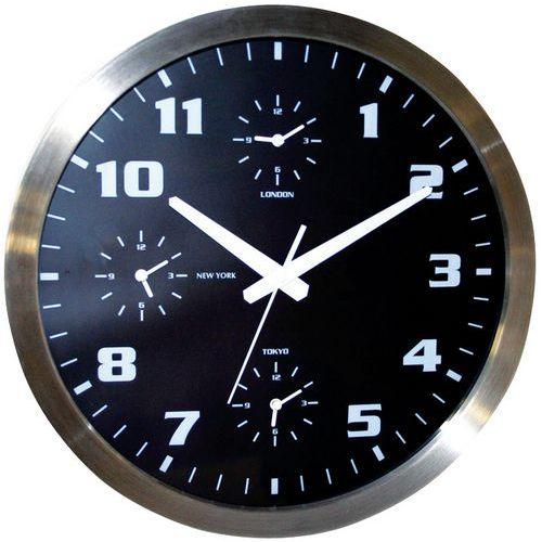 Reloj de pared con 4 husos horarios - Mecanismo para reloj de pared ...