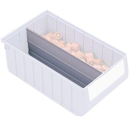 Separador longitudinal para caja-cajón serie RK