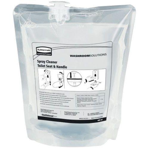 Recarga de jabón en espuma y loción de lavado - 400 ml