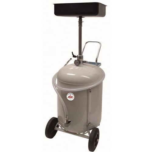 Recuperador de aceite neumático - Capacidad 100 L