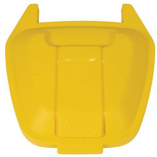 Tapa para contenedor de recogida selectiva - 100 L