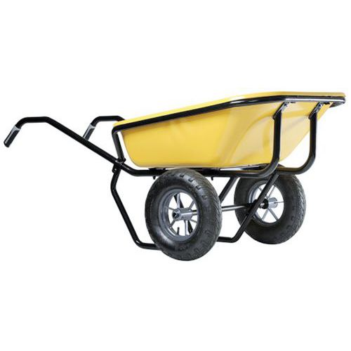 Carretilla Twin - Capacidad 160 l