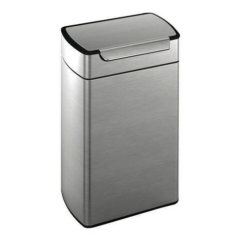 Cubo de basura SIMPLEHUMAN - Touch-Bar rectangular - 40l