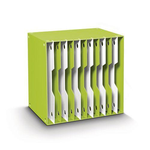 Casillero clasificador con separadores regulables - CEP