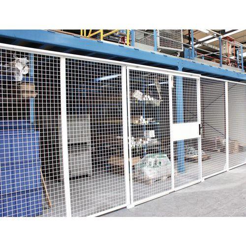 Cerramiento de rejilla modular - Panel