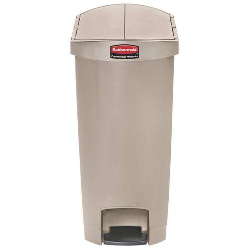 Cubo de basura agroalimentario de plástico Rubbermaid - 50 L
