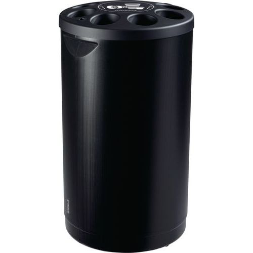 Contenedor de vasos de plástico - 1600 vasos - Manutan