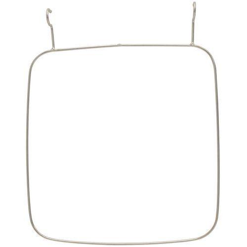 Anilla de soporte para bolsas de basura - para contenedor móvil de 120 y 240 l