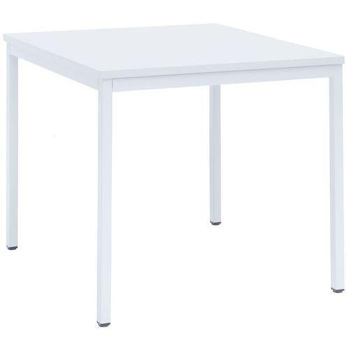 Mesa Basic-Line - Profundidad 80 cm - Manutan