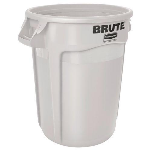Contenedor redondo Brute - Blanco - De 38 a 167 L