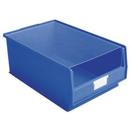 Tapa para cajas de gran volumen