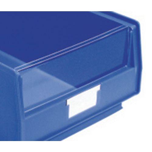 Visera extraíble para caja de gran volumen