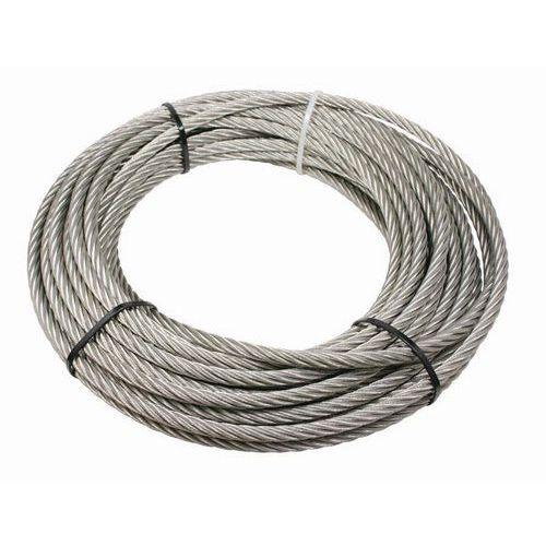 Juego de cables de acero con gancho para cabrestante de elevación y tracción - Capacidad 150 kg