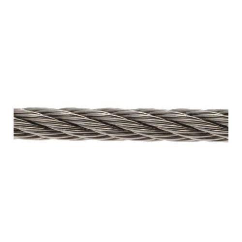 Metro adicional de cable de acero inox. para cabrestantes con freno automático