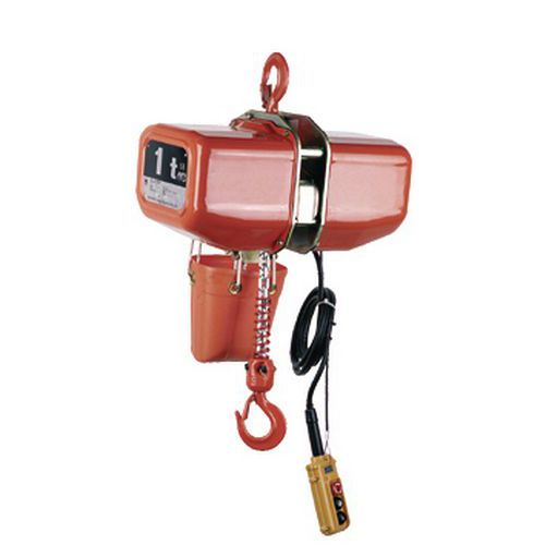 Polipasto eléctrico Éléphant EFA/EFB fijo con gancho - Capacidad de 500 a 1000 kg