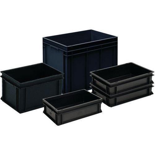 Cajas RAKO ESD - Capacidad de 9 a 90 L