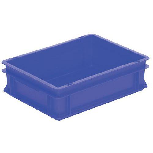Caja apilable norma Europa color azul RAKO - de 10 a 60 L