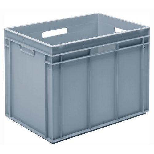 Caja apilable norma Europa color gris RAKO - de 45 a 100 L