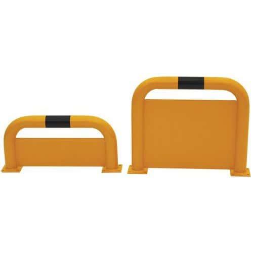 Arco de protección con placa antiencastrado - Manutan