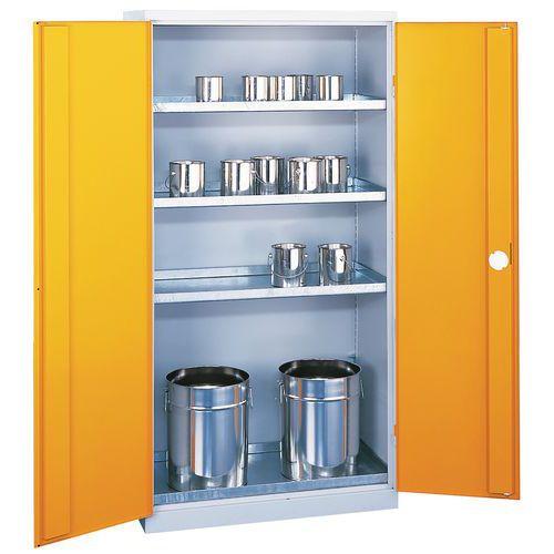 Armario de almacenamiento - Capacidad de almacenamiento 300 L