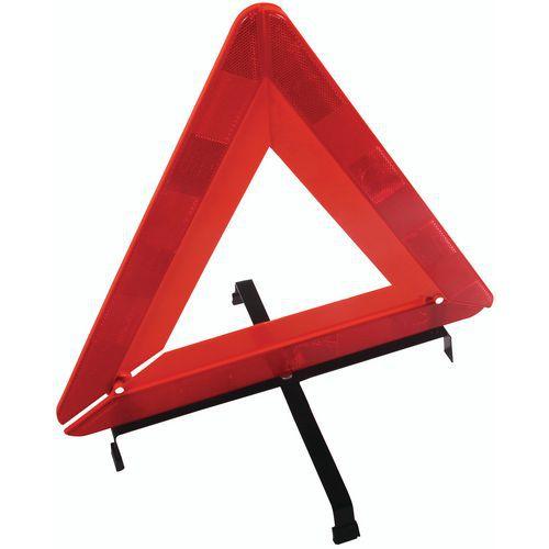 Triángulo de señalización - Manutan