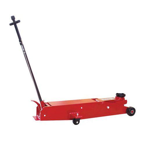 Gato hidráulico rodante Heavy Duty - Capacidad de 2 a 10toneladas