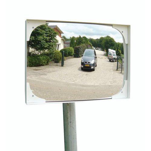 Espejo de seguridad - Visión 90° - Orientación hasta 30°- Rectangular