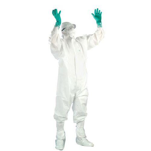 Kit de protección amianto desechable