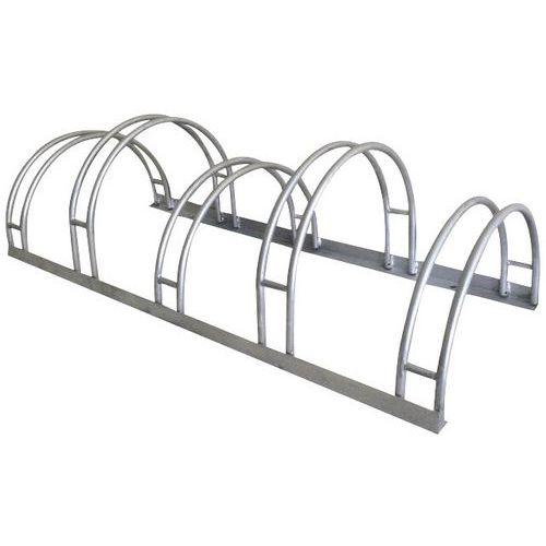 Soporte para bicicletas de 2 niveles - de 3 a 9 plazas