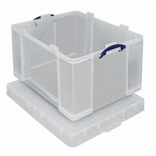 Caja organizadora - Longitud 810 mm - Modelo translúcido