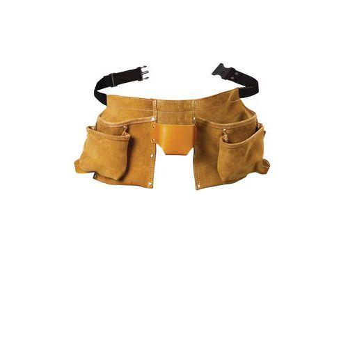 Cinturón portaherramientas - 11 compartimentos