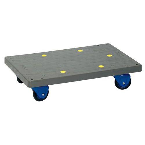 Plataforma rodante - Carga 120 kg